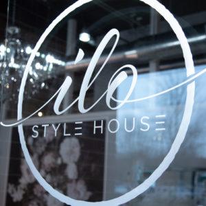 Logo Ilo Style House